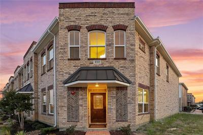 Lewisville Townhouse For Sale: 210 Emma Drive