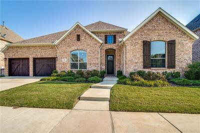 Little Elm Residential Lease For Lease: 809 Dusty Trail