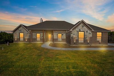 Weatherford Single Family Home For Sale: 167 Cedar Mountain Drive