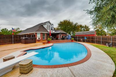 Azle Single Family Home For Sale: 152 Lost Oak Drive