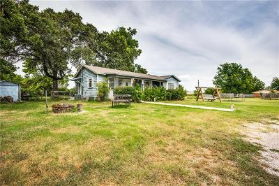 Archer County, Baylor County, Clay County, Jack County, Throckmorton County, Wichita County, Wise County Single Family Home For Sale: 244 County Road 3336