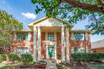 Fort Worth Single Family Home For Sale: 6924 Bentley Avenue