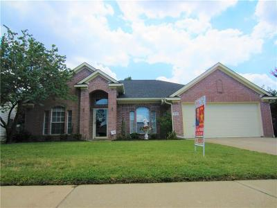 Corinth Single Family Home Active Option Contract: 1628 Redwood Drive