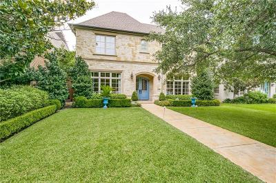 Single Family Home For Sale: 4444 Potomac Avenue