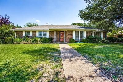 Denison Single Family Home For Sale: 2527 Brookhaven Drive