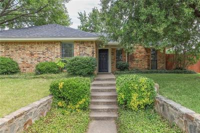 Coppell Single Family Home For Sale: 322 Pepperwood Street