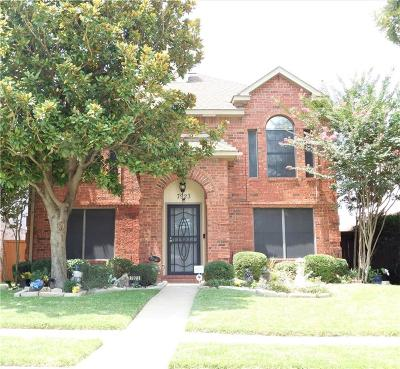 Frisco Single Family Home For Sale: 7923 Quest Court