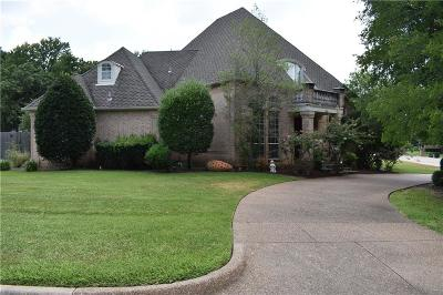 Southlake Single Family Home Active Contingent: 503 Saint James Court
