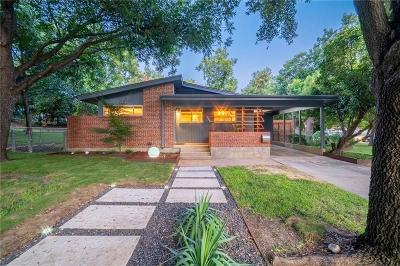 Fort Worth Single Family Home For Sale: 4001 Driskell Boulevard