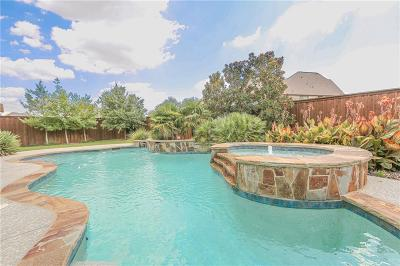 Frisco Single Family Home For Sale: 4119 Benchmark Lane
