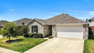 Fort Worth Single Family Home For Sale: 10225 Pyrite Drive