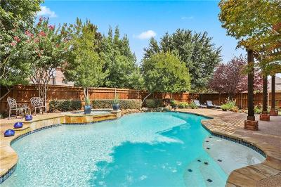 McKinney Single Family Home Active Option Contract: 2317 Therrell Way