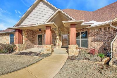 Single Family Home For Sale: 168 Texoma Bluffs Circle
