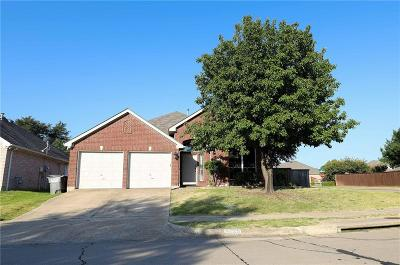 Sachse Single Family Home For Sale: 7423 Vista Ridge Lane