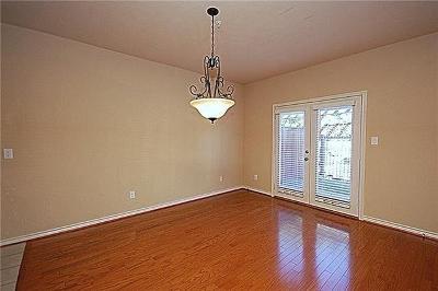 Plano Townhouse For Sale: 337 Metropolitan Drive