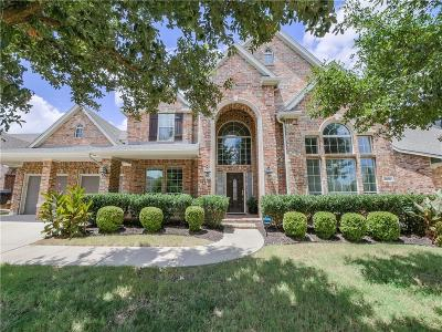 Grand Prairie Single Family Home Active Contingent: 2676 Waters Edge Drive