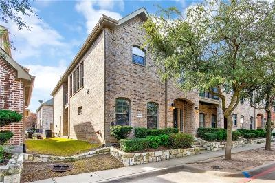 Frisco Townhouse For Sale: 6727 Firenze Lane