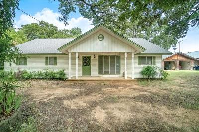 Azle Single Family Home For Sale: 12916 Briar Road