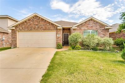 Fort Worth Single Family Home For Sale: 4613 Rockmill Trail
