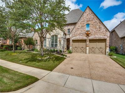 Mckinney Single Family Home Active Kick Out: 8020 Brasstown Drive
