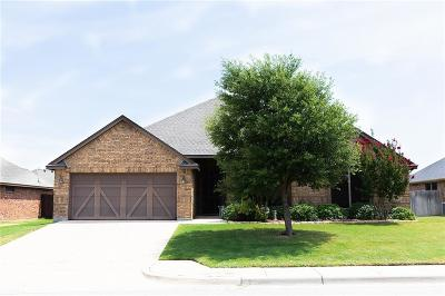Weatherford Single Family Home For Sale: 110 Emilie Court