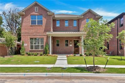 Fort Worth Single Family Home For Sale: 5122 Slate Street