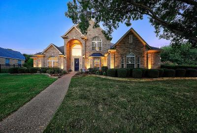 Southlake Single Family Home For Sale: 607 Stonebury Drive