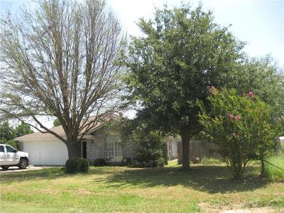 Springtown Single Family Home For Sale: 305 Oakview Drive