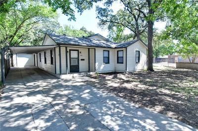 River Oaks Single Family Home For Sale: 5300 Taylor Road