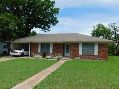 Van Alstyne Single Family Home For Sale: 292 W Van Alstyne Parkway