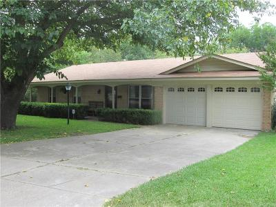 Benbrook Single Family Home For Sale: 8009 Ferndale Drive