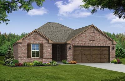 Celina Single Family Home For Sale: 6209 Sutton Fields Trail