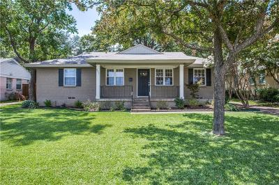 Single Family Home For Sale: 577 Classen Drive