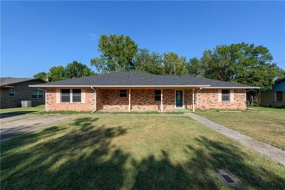 Sanger Single Family Home For Sale: 204 Kathryn Drive