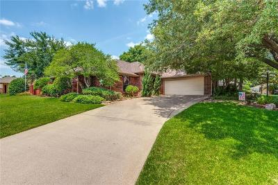 Grapevine Single Family Home For Sale: 3149 Stone Creek Lane