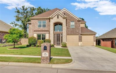 Kennedale Single Family Home Active Option Contract: 1027 Winding Creek Drive