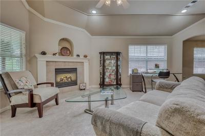 Euless Single Family Home Active Option Contract: 509 Milla Lane