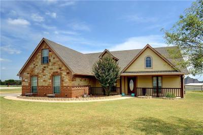 Springtown Single Family Home For Sale: 155 Cornerstone Lane