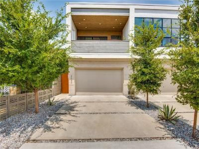 Half Duplex For Sale: 4543 Rusk Avenue