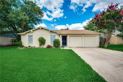 North Richland Hills Residential Lease For Lease: 5505 Dublin Lane