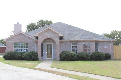 Terrell Residential Lease For Lease: 115 Mitchell Street
