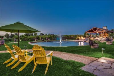 Celina Single Family Home For Sale: 5560 Oak Bend Trail