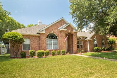 Rowlett Single Family Home For Sale: 9210 Briarcrest Drive