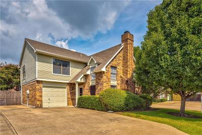 Irving Single Family Home For Sale: 500 Button Willow Court