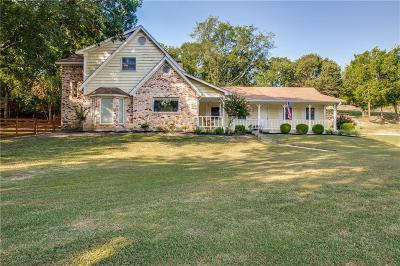 Willow Park Single Family Home For Sale: 2909 Ranch House Road