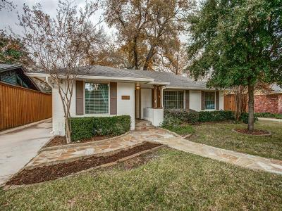 Single Family Home For Sale: 7117 Wild Valley Drive