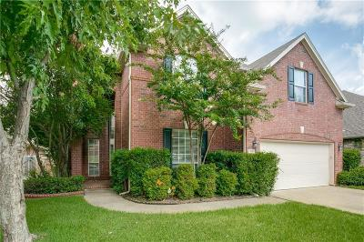 Corinth Single Family Home For Sale: 1809 Vintage Drive