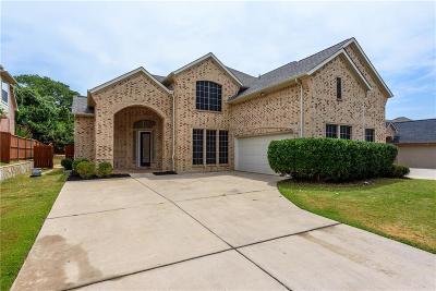 Denton Single Family Home For Sale: 5501 Ricks Road