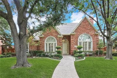 Plano Single Family Home For Sale: 1600 Watch Hill Drive