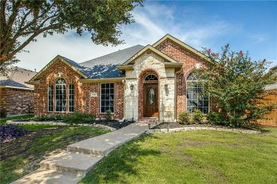 The Colony Single Family Home For Sale: 5524 Phoenix Drive